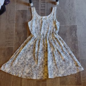 Size XS Doctor Who dress
